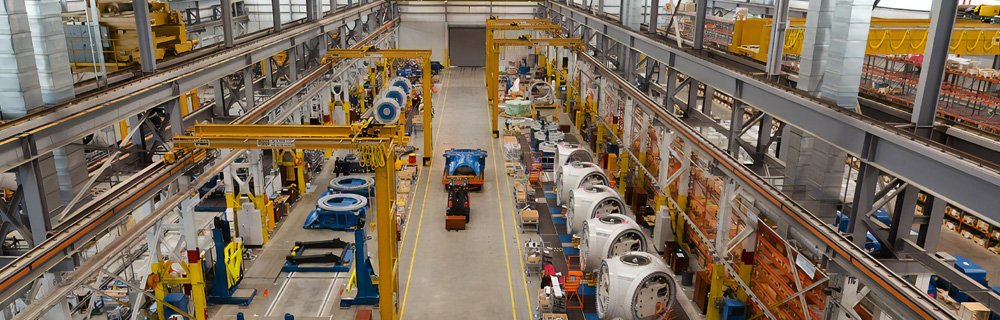 Security for Manufacturing Plants